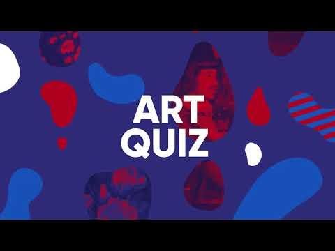 voix off ARTQUIZZ museum TV