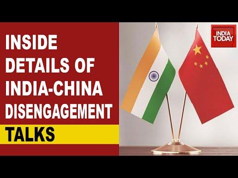 मुक्ति में Galwan घाटी के बीच एनएसए अजित डोभाल और चीनी विदेश मंत्री वार्ता के बाद