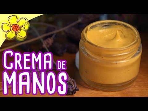 Crema de MANOS de LAVANDA Y CALÉNDULA
