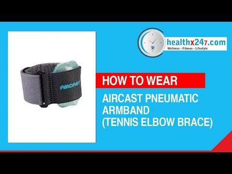 Aircast Pneumatic Armband aircell