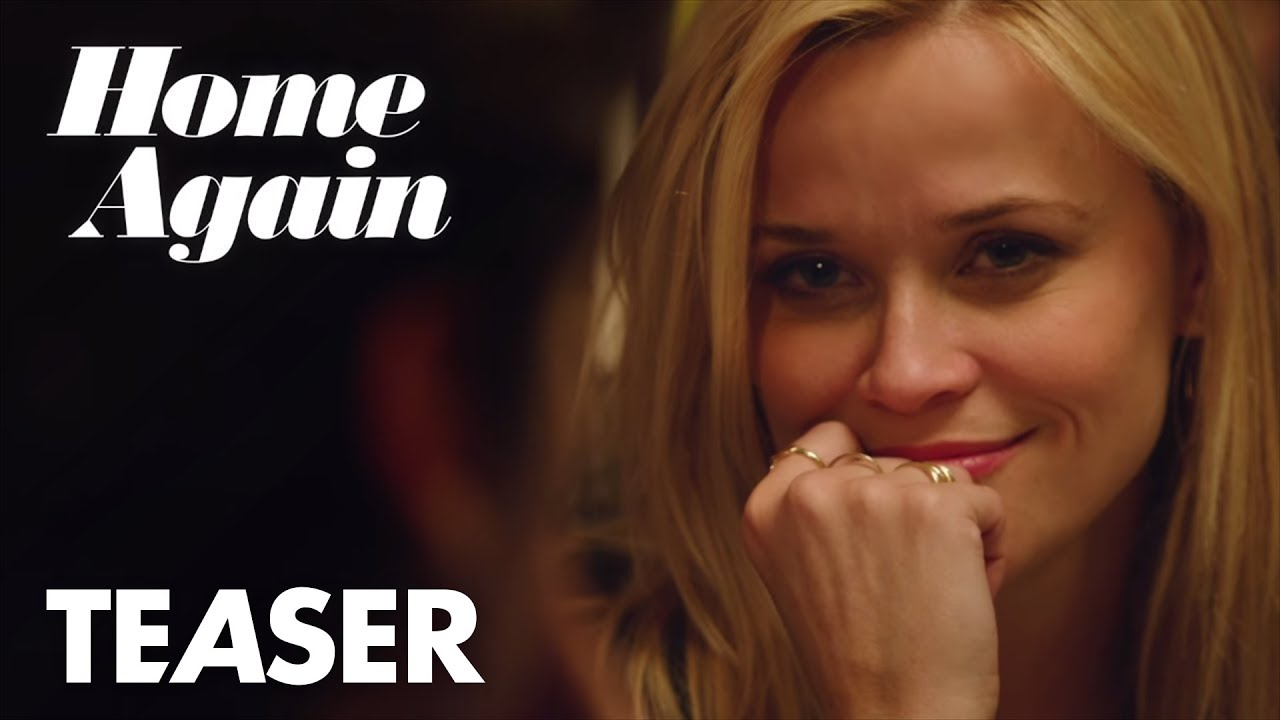 Trailer för Home Again - Kärleken flyttar in