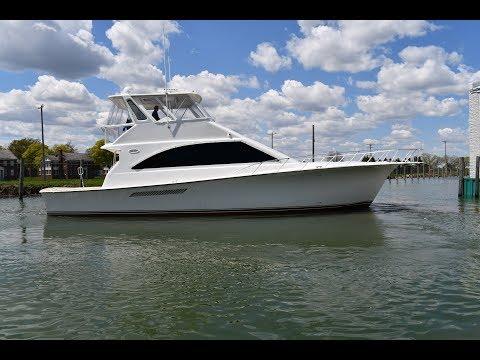 Ocean Yachts 56 Super Sport video