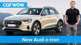 Audi E-tron 2018 - dabar