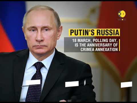 Russian Presidential Election: Voting underway, President Putin expected to be re-elected