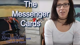 The Messenger Cards Video and Free Shipping till 2019