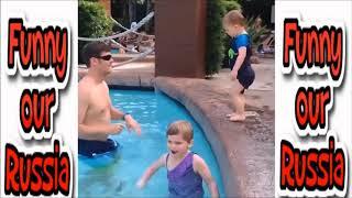 ЛУЧШИЕ детские ПРИКОЛЫ 2018  Смешные видео про детей