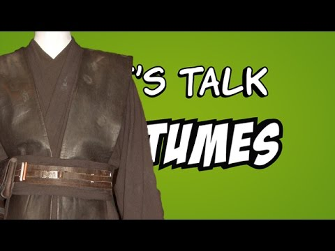 Let's Talk Costumes - Anakin Skywalker Revenge of the Sith Costume Tunics