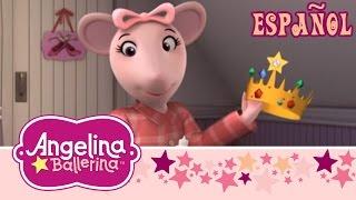 Angelina Ballerina Episodios Completos - Angelina Y Su Pijamada