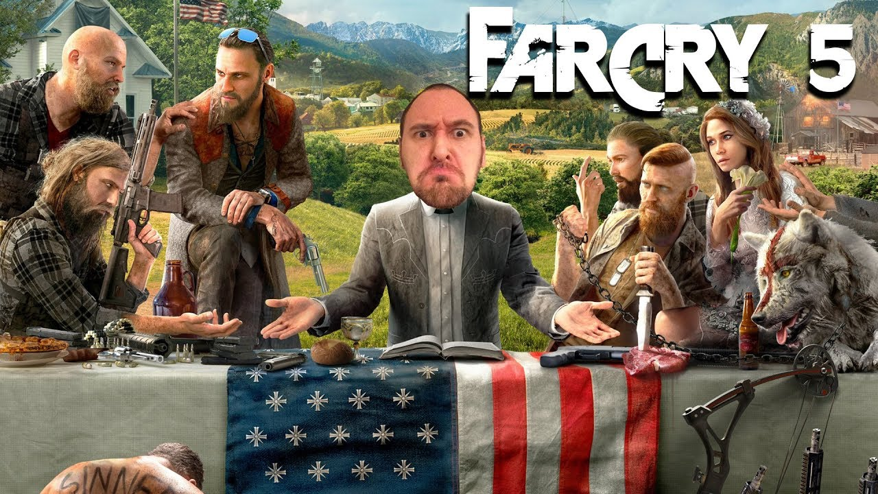 [Random Stream] Far Cry 5