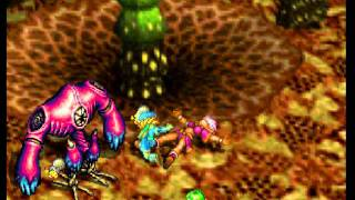 Grandia 1 Redux Boss 15 - Gaia Battler 2