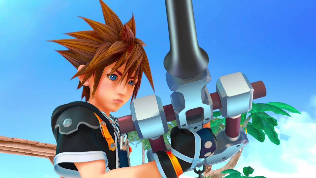 Kingdom Hearts III is Coming to PS4!
