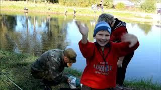 Соревнование по рыбной ловле в марий эл