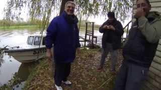 preview picture of video 'Hombre al Agua - Arroyo JAF - Villa Paranacito - HD1080p'