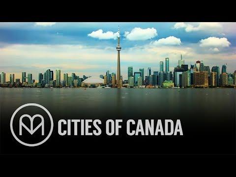 סרטון טעימה מ-4 הערים הגדולות של קנדה