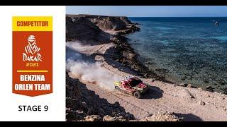 Martin Prokop Benzina Orlen Team DAKAR 2021 - Stage 9
