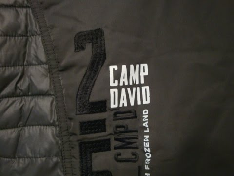 Camp David Jackets Blue Herren