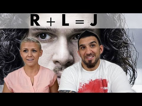 Game of Thrones: R+L=J: Who is Jon's Mother REACTION!!