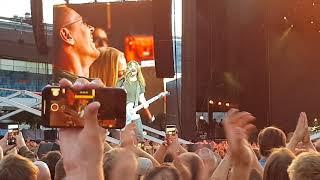 Foo Fighters - My Hero w interlude - Live 5th June 2018 Ullevi, Gothenburg