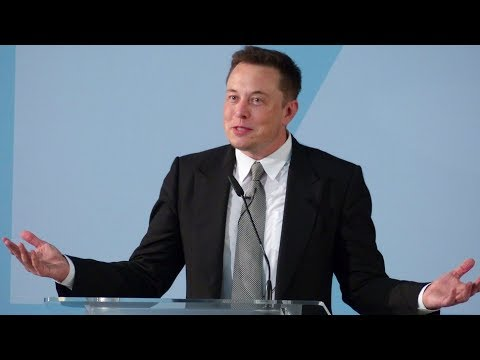 Elon Musk 'Tesla's Masterplan'