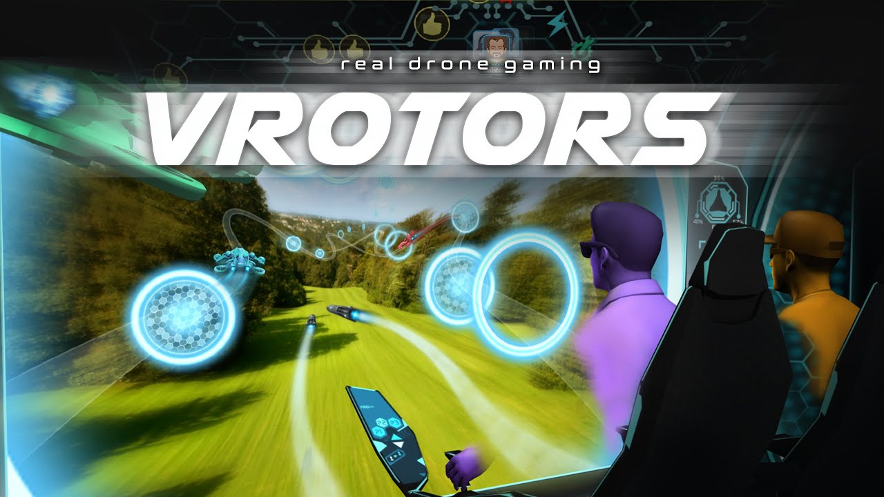 vRotors Race Intro