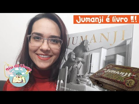 JUMANJI   Chris Van Allsburg   Editora Cosac & Naify   Resenha - Dia de Livro