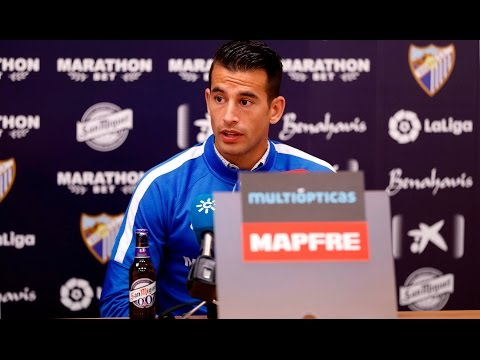Luis Hernández advierte de lo que se juega el Málaga en Gijón