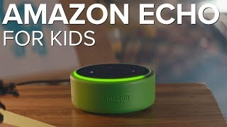 Amazon Echo now has a kid mode (CNET News)
