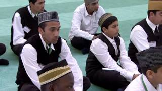 2013- New Zealand Waqf-e-Nau Class