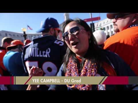 Denver Broncos Championship Celebration