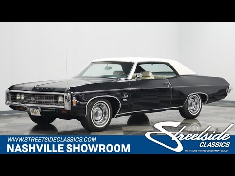1969 Chevrolet Impala (CC-1429429) for sale in Lavergne, Tennessee