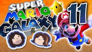 Super Mario Galaxy: Just Bros - PART 11 - Game Grumps