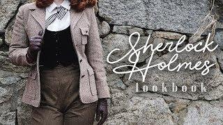 A Vintage Sherlock Holmes Lookbook || (ft. Junes Journey)