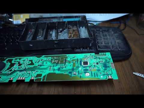 ремонт электроники стиральной машины gorenie WA 61061 R