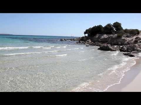 Traumstrand zwischen der Costa Smeralda und Olbia