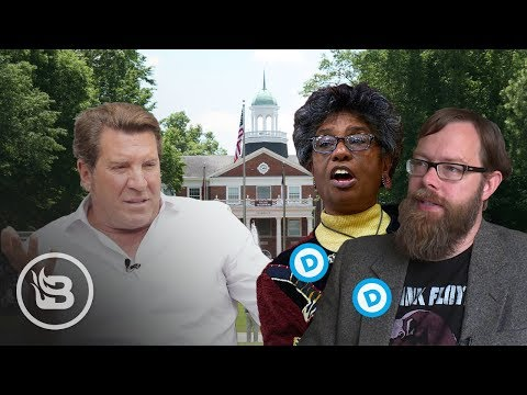 True or False? Up to 90% of Academia Leans Left I America with Eric Bolling