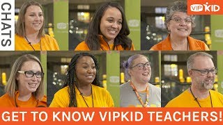 GET TO KNOW US!! Best Classroom Moments + Teaching At VIPKid!!