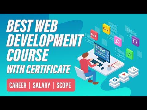 Best Way To Learn Web Development Online With Certificate | Web ...