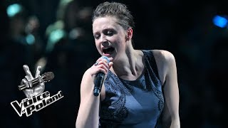 "The Voice of Poland - Natalia Sikora - ""Cry Baby"""