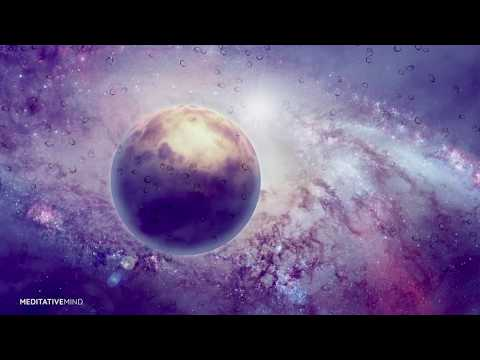 432Hz Cosmic Music for Sleep & Lucid Dreaming | RAIN in SPACE