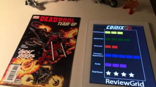 Deadpool Team Up: Ghost Rider (Comic Review #1)