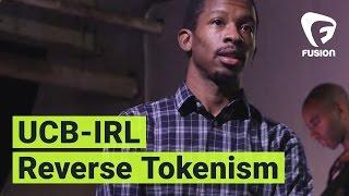 Token White Guy (Social Experiment) • UCB-IRL