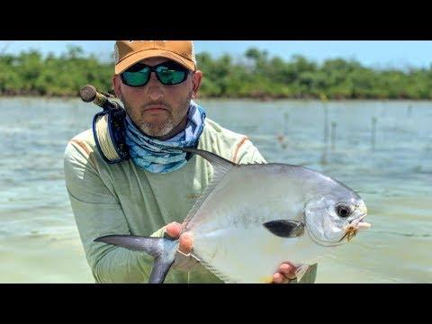 El Permit de Pablo Realini en Cayo Cruz, Cuba