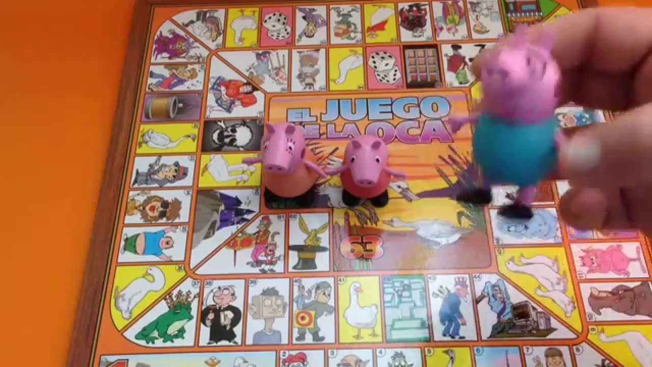 Peppa Pig juega a la OCA