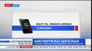 Wafanyikazi washirika la msalaba mwekundu na wafanyikazi wa kujitolea wazuiliwa mateka