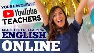 9 Tips to Learn English Online  +  1 MILLION! 🎉