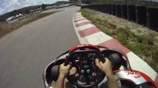 preview picture of video 'Vuelta onboard al circuito de karting de castelloli - Tiempo 1:10.686'