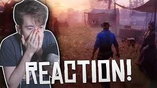 Red Dead Redemption II | Gameplay Trailer/Demo LIVE REACTION/Thoughts