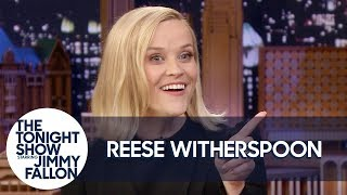 Reese Witherspoon Teaches Jimmy to Hit the Woah