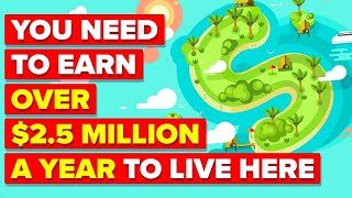 The Island Where Everybody Earns OVER $2 million