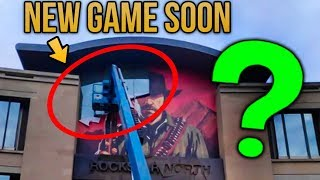 Rockstar REMOVING RDR2 Banner from their Office! GTA 6 or NEW GAME Being Teased Soon!? (GTA Q&A)